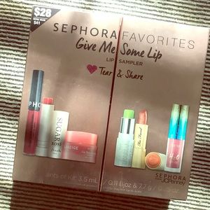 """Sephora """"Give Me Some Lip"""" Limited edition"""
